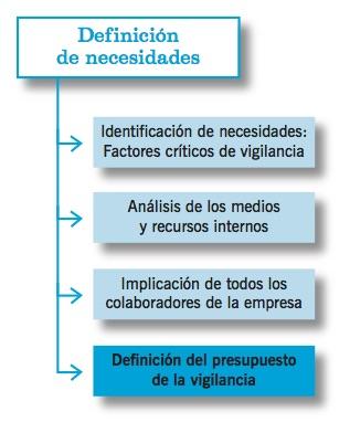 Proceso de Vigilancia Estratégica